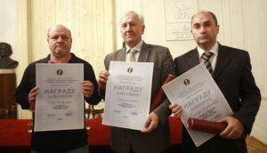 Nagrada Dragiša Kašiković, Marko u sredini
