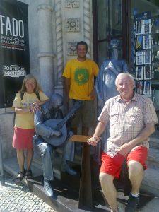 Porodica Lopušina u Lisabonu 2013