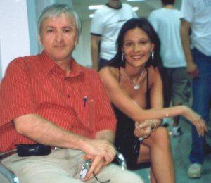 Marko Lopušina i Svetlana Ceca Ražnatović