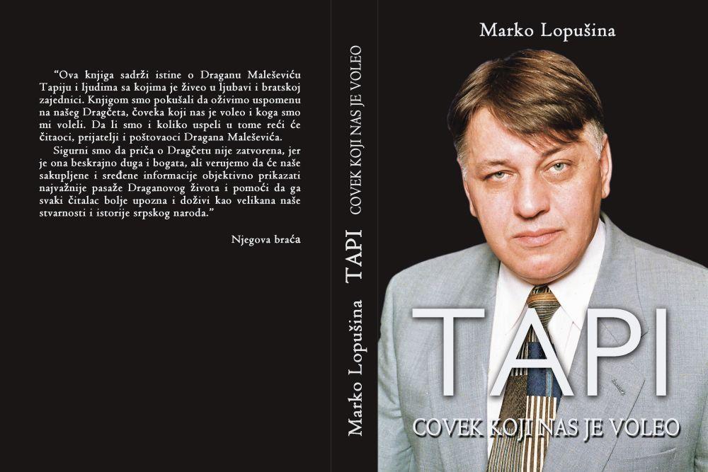 """Uskoro: knjiga """"Tapi – čovek koji nas je voleo"""""""