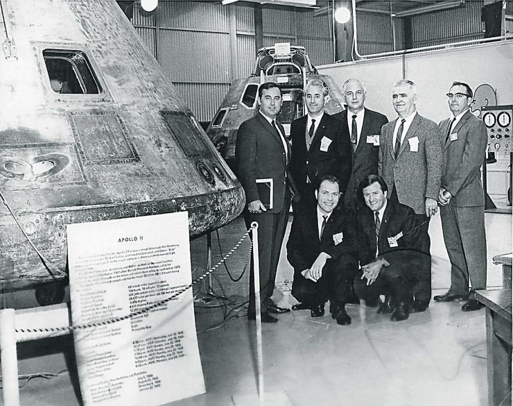 Srbi i lunarni brod Apolo 11