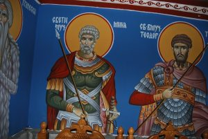 2010 - 09. 18. subota, manastir SVETIH VRAČA KOZME I DAMJANA - PLEŠ, kod Aleksandrovca Župskog 4