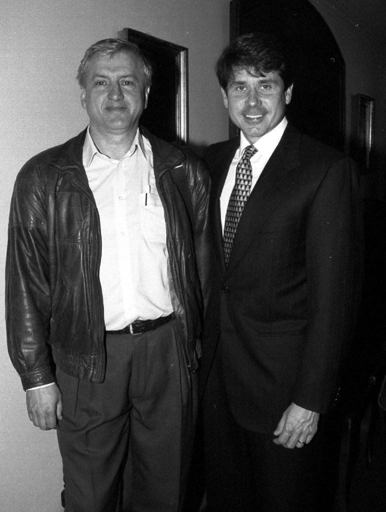 Marko Lopušina i Rod Blagojević