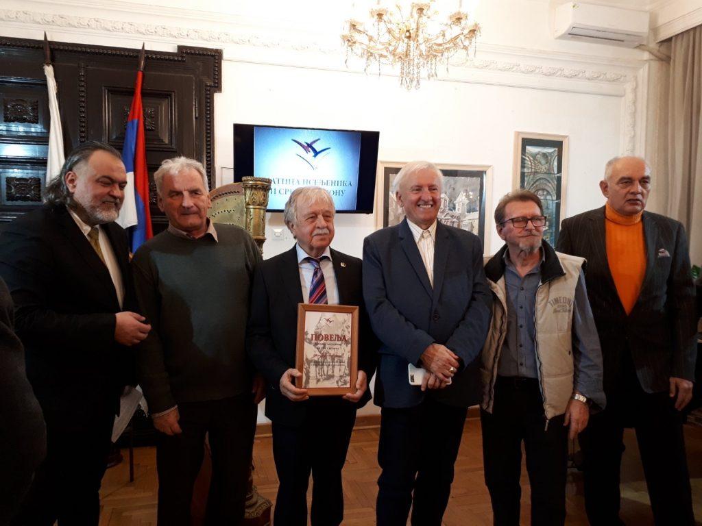 Mića Jakšić, levo, Rade Bakračević, u sredini, Dejan Ilić, desno
