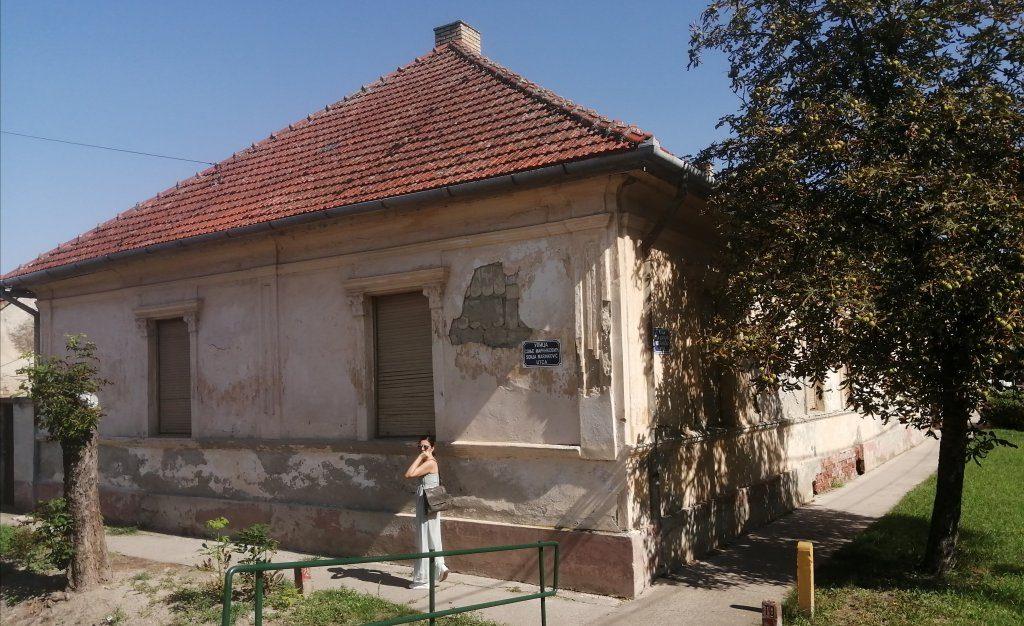 Kuća porodice Pivnički pre renoviranja