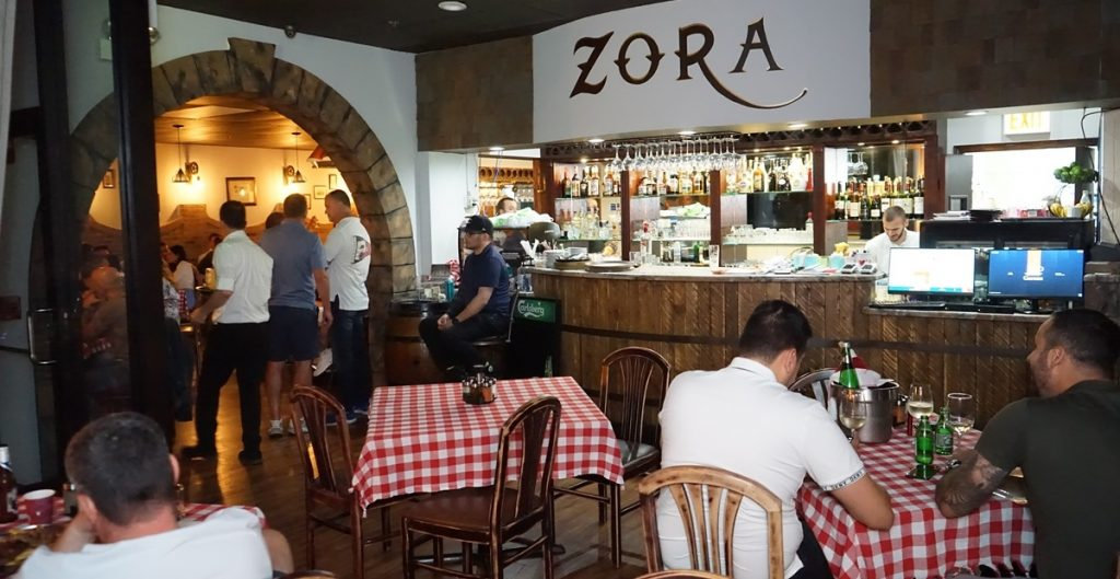 Restoran Zora u Čikagu