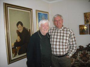 Marko Lopušina i Đorđe Marjanović