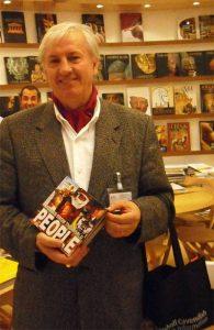 Marko u Frankfurtu na Sajmu knjiga